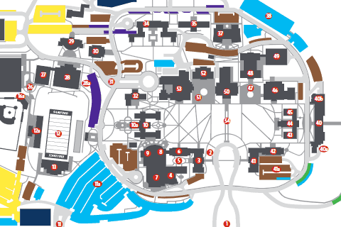 Parking Map Sample