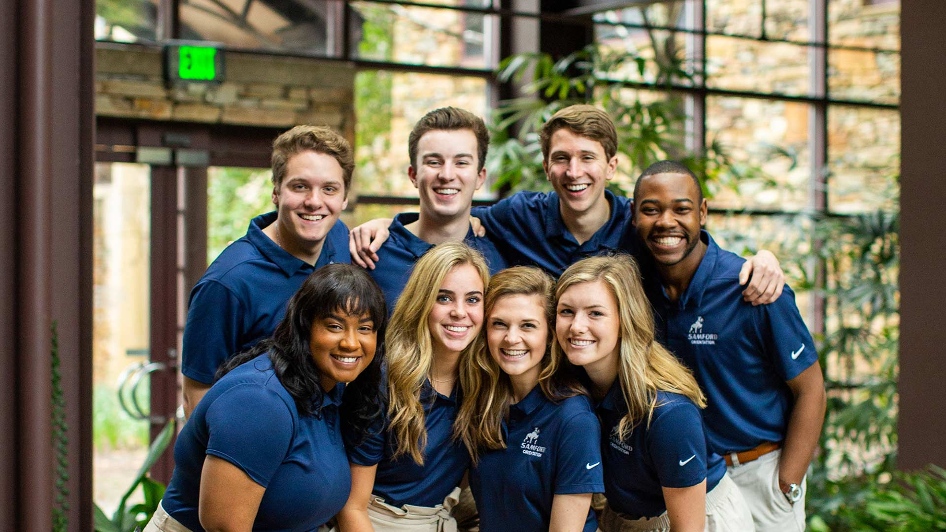 Orientation Leaders