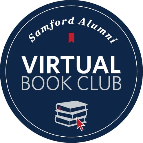 Alumni Virtual Book Club Badge