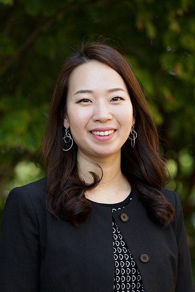 Photo of Angela Yoon