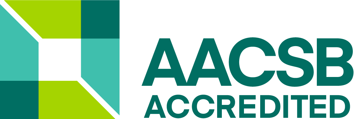 Accredited by AACSB