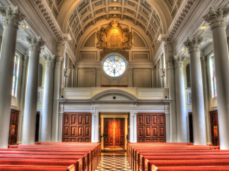 hodges chapel interior 3