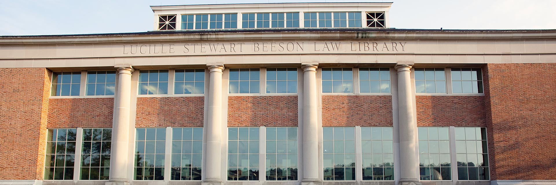 law library header