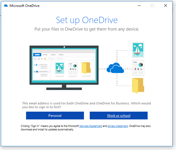Automatically Sync Your Files With Onedrive
