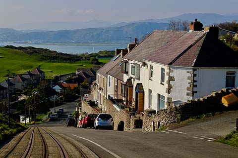 Welsh village cta