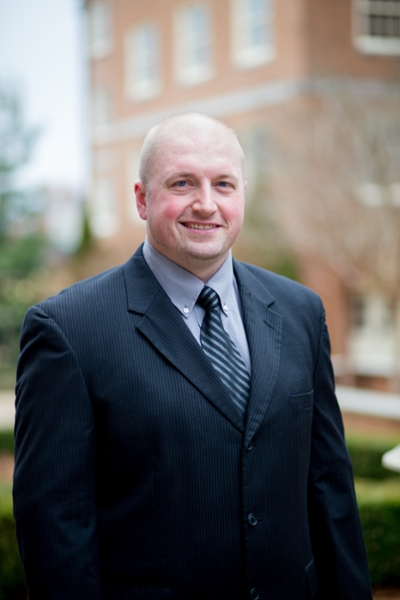 Photo of Justin Moody, Ph.D., LAT, ATC