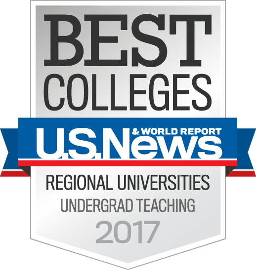 U.S. News & World Report Undergraduate Teaching Badge
