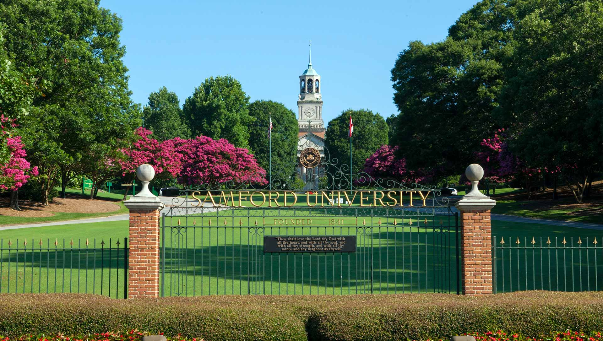 Employment Opportunities at Samford University