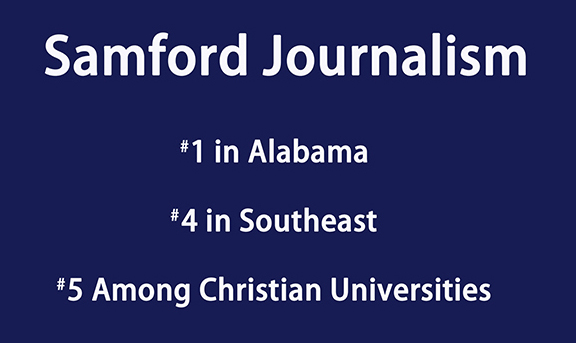 College Factual Highlights for Samford JMC