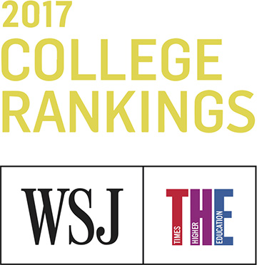 Samford Ranked Tops in Alabama by Wall Street Journal