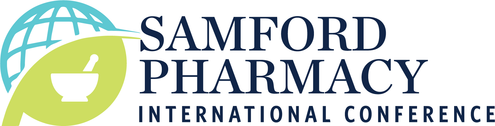 Graphic for Samford Pharmacy International Conference