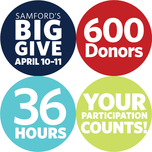 Samford Big Give 2018 Square