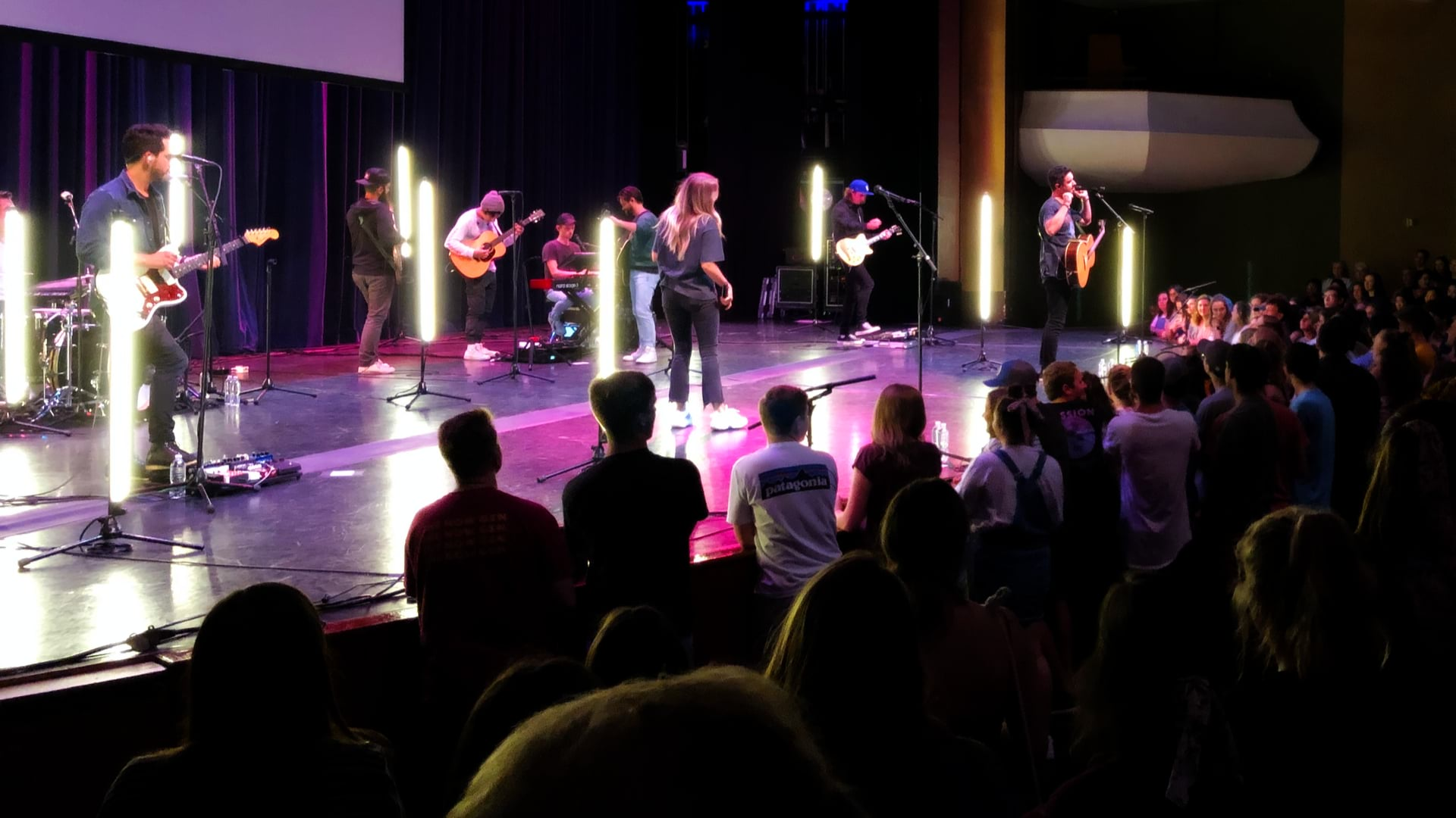 Campus Worship in the Wright Center